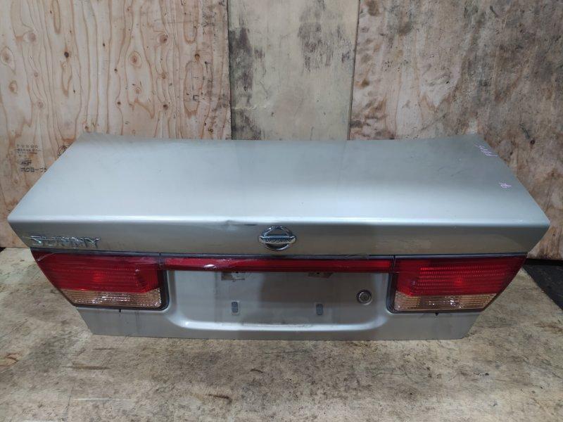 Крышка багажника Nissan Sunny FB15 QG15DE 2003