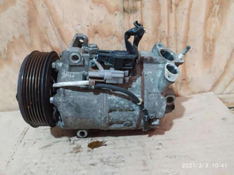 Компрессор кондиционера Nissan X-Trail T31 MR20DE 2007