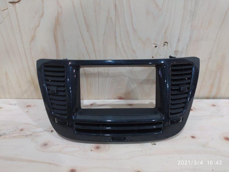 Рамка магнитофона Toyota Nadia SXN10 3S-FSE 1999