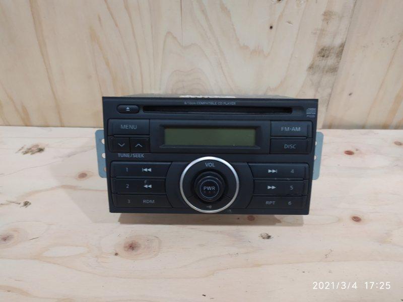 Магнитола Nissan Tiida Latio SC11 HR15DE 2007