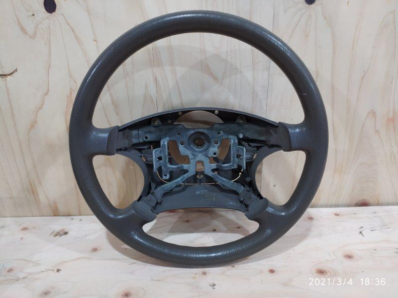 Руль Toyota Allex NZE121 1NZ-FE 2001