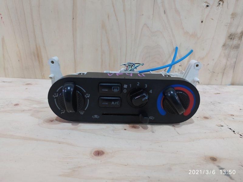 Блок управления климат-контролем Nissan Ad VFY11 QG15DE 2006