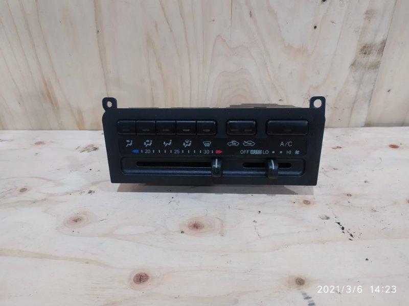 Блок управления климат-контролем Toyota Corona Premio ST210 3S-FE 1996