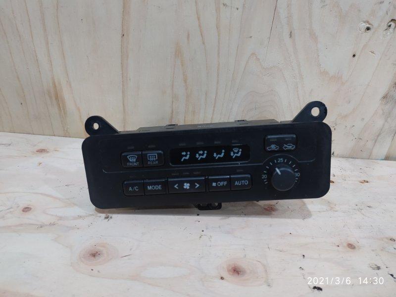 Блок управления климат-контролем Toyota Nadia SXN10 3S-FSE 1999