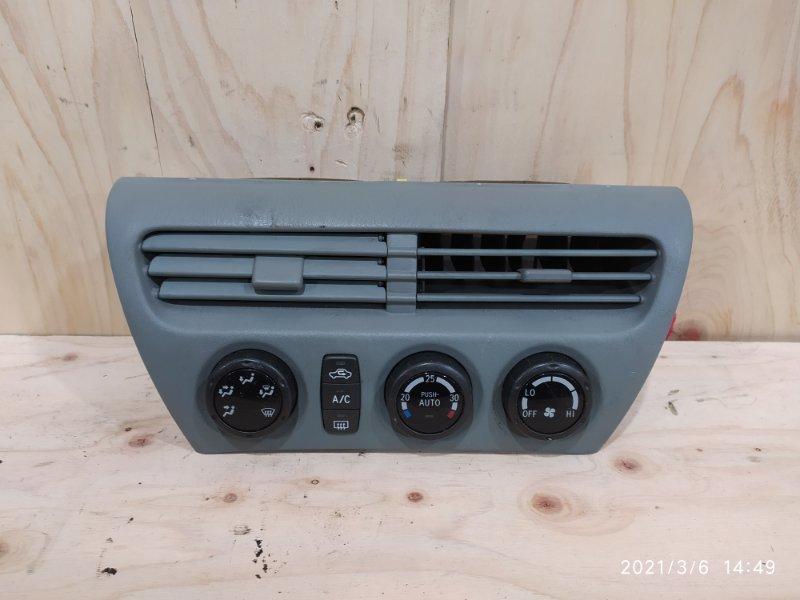 Блок управления климат-контролем Toyota Vista SV50 3S-FSE 1999