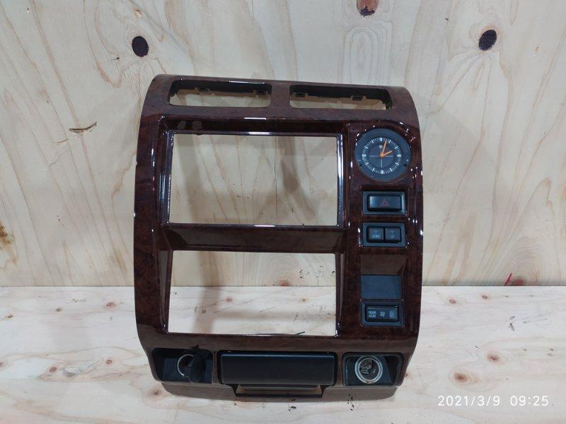 Рамка магнитофона Toyota Land Cruiser Prado KZJ95W 1KZ-TE 1996