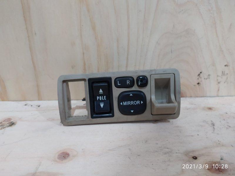 Блок управления зеркалами Toyota Corolla Runx NZE121 1NZ-FE 2001