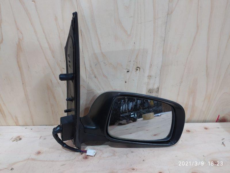 Зеркало боковое Toyota Isis ANM10G 1AZ-FSE 2005 правое