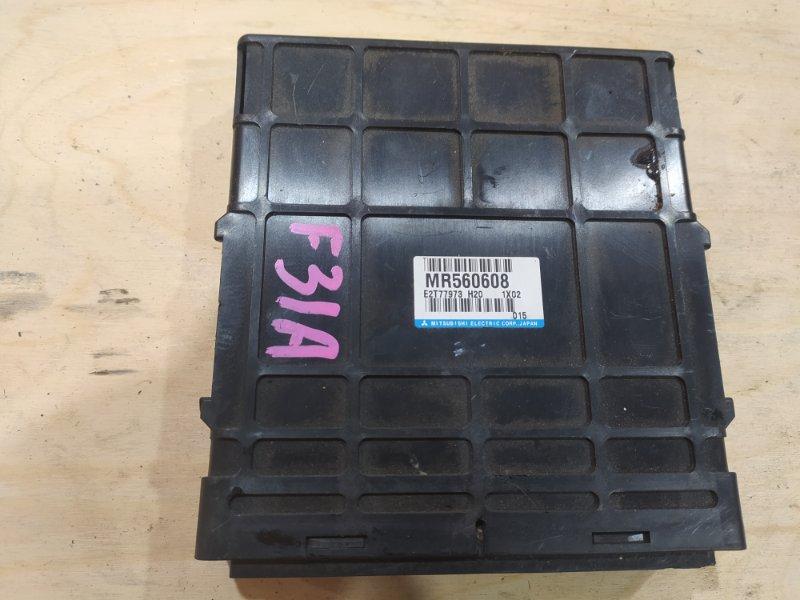 Блок управления двс Mitsubishi Diamante F31A 6G73 2001