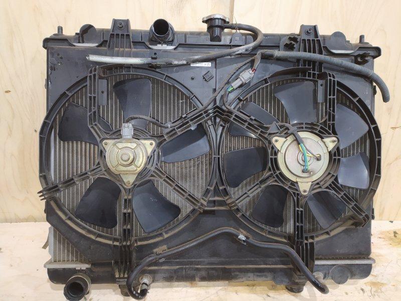 Радиатор двигателя Nissan Liberty RM12 QR20DE 2003