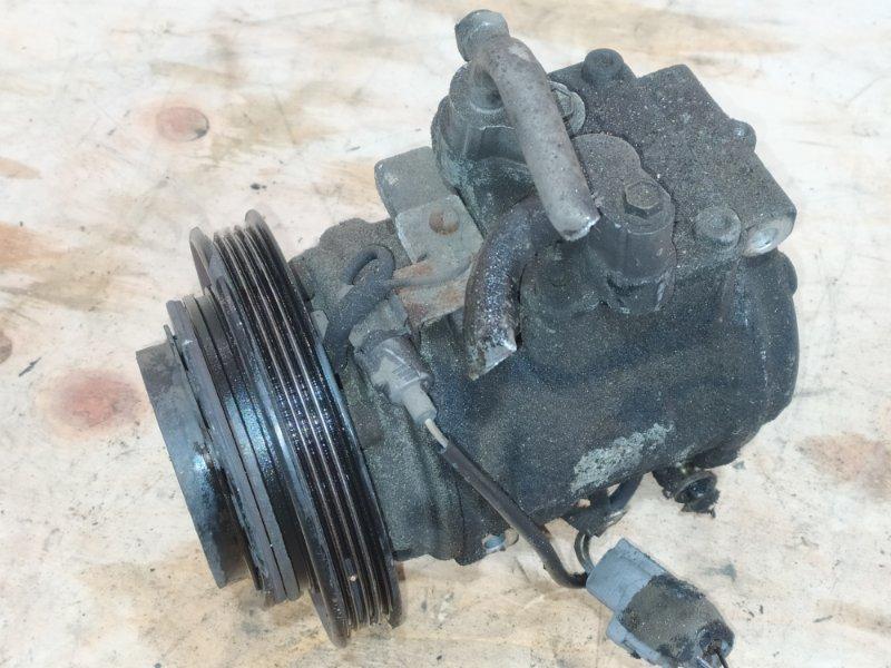 Компрессор кондиционера Toyota Caldina ET196V 5E-FE 1999