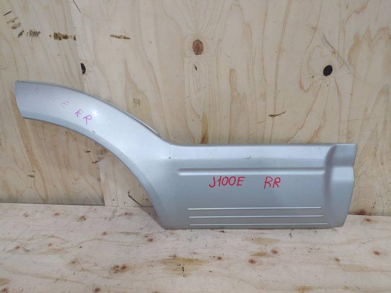 Накладка двери Toyota Cami J100E HC-EJ 1999 задняя правая