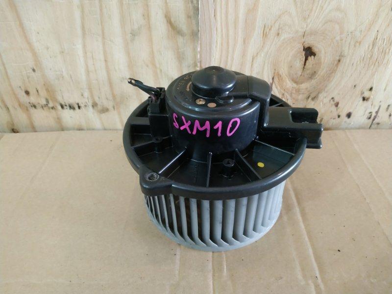 Вентилятор печки Toyota Gaia SXM10G 3S-FE 2001