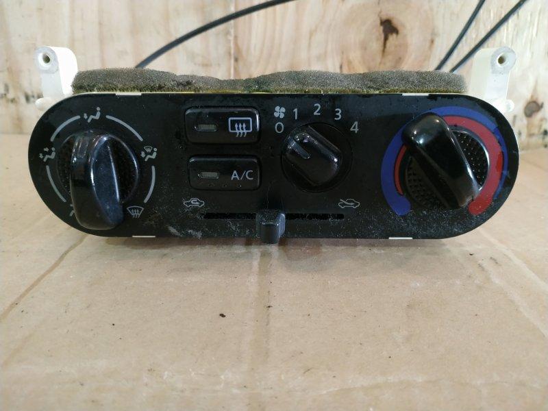 Блок управления климат-контролем Nissan Sunny FB15 QG15DE 2004