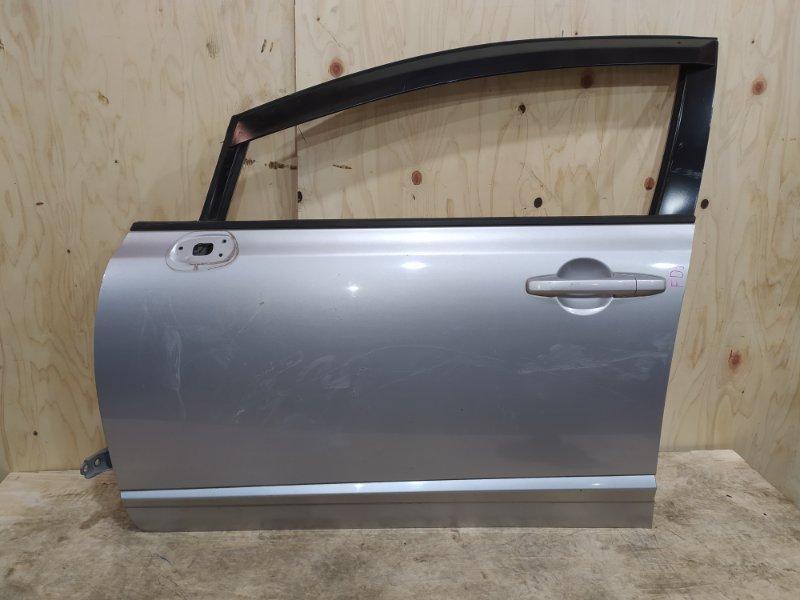 Дверь боковая Honda Civic FD1 R18A 2005 передняя левая