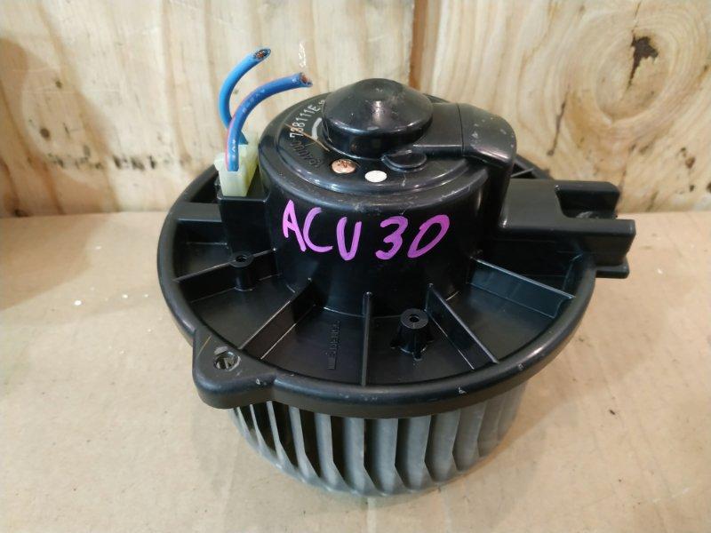 Вентилятор печки Toyota Camry ACV30 2AZ-FE 2002