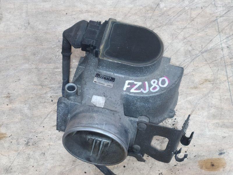 Датчик расхода воздуха Toyota Land Cruiser FZJ80G 1FZ-FE 1993