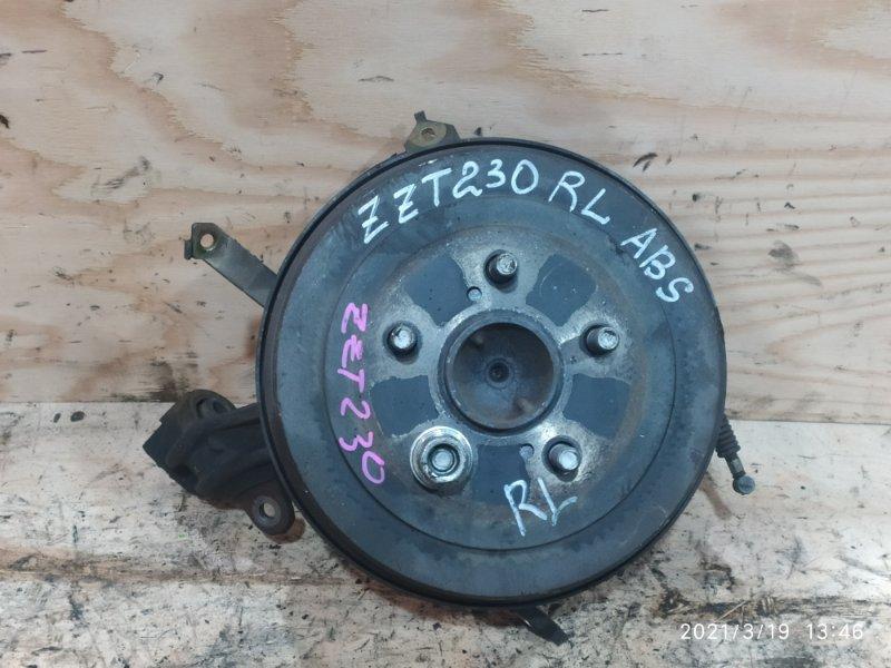 Ступица Toyota Celica ZZT230 1ZZ-FE 1999 задняя левая