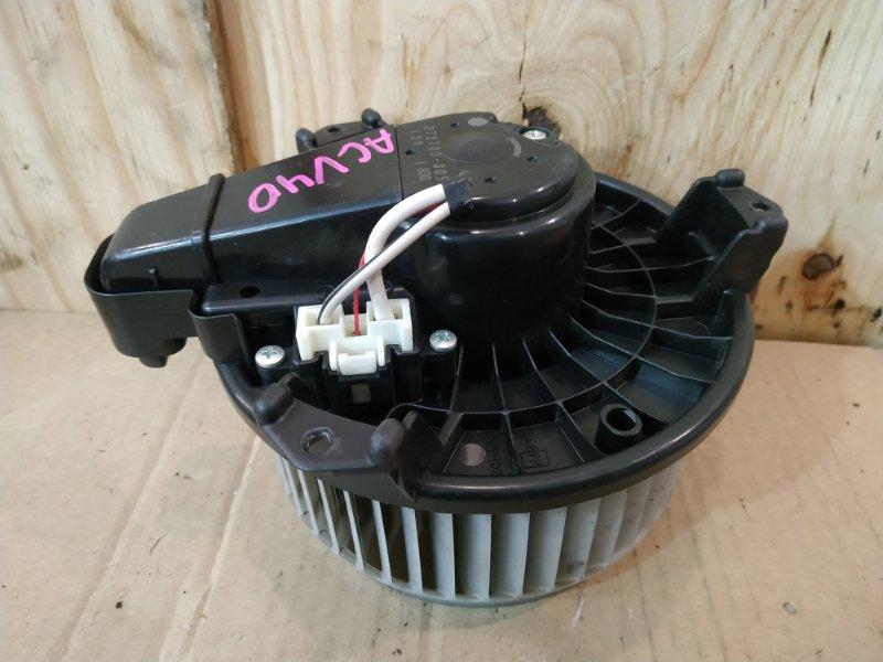 Вентилятор печки Toyota Camry ACV40 2AZ-FE 2006
