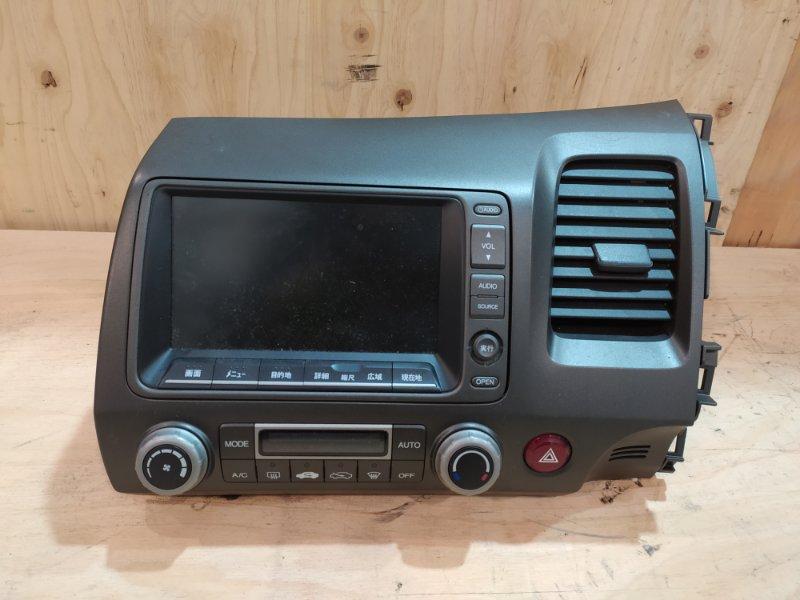 Блок управления климат-контролем Honda Civic FD1 R18A 2005