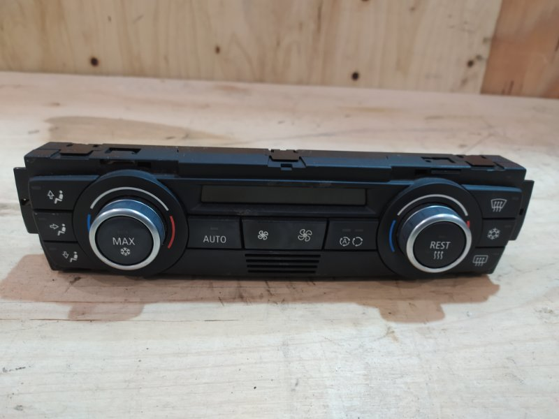 Блок управления климат-контролем Bmw 116I E87 N45 B16 2007