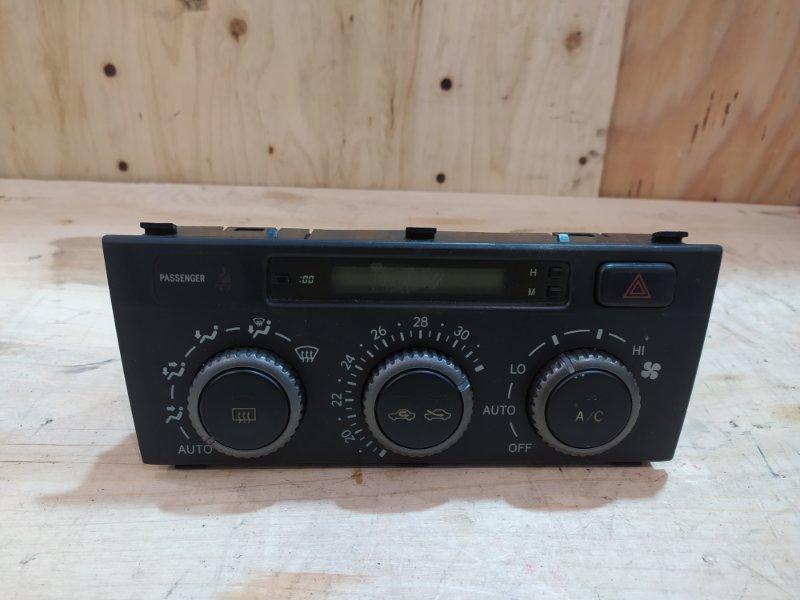 Блок управления климат-контролем Toyota Altezza GXE10 1G-FE 1999