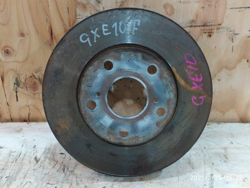 Диск тормозной Toyota Altezza GXE10 1G-FE 1999 передний