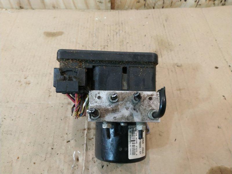 Блок abs Bmw 116I E87 N45 B16 2007