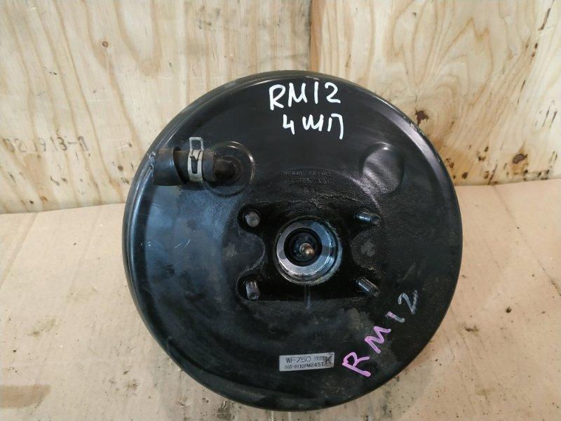 Вакуумный усилитель тормоза и сцепления Nissan Liberty RM12 QR20DE 2003