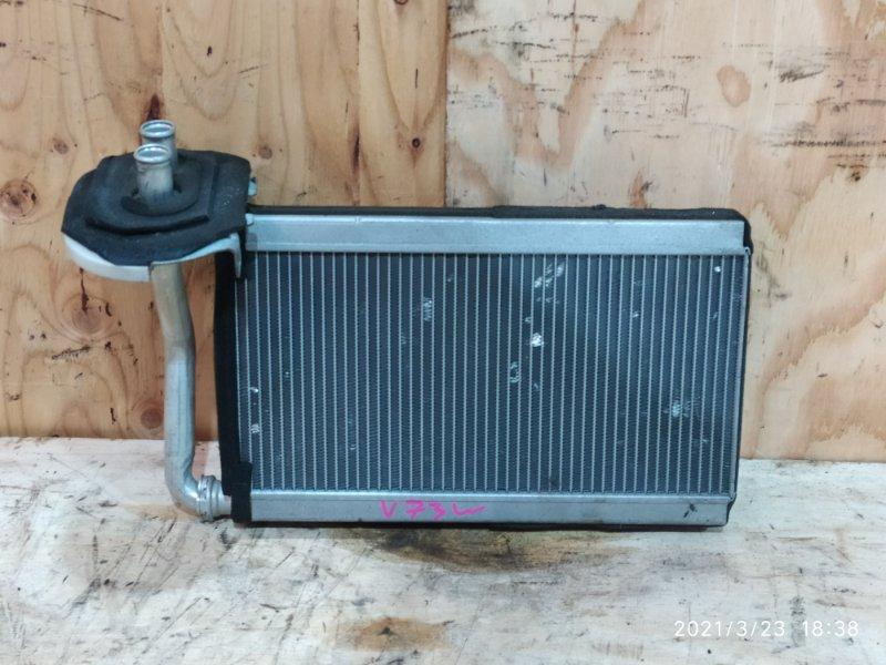 Радиатор отопителя Mitsubishi Pajero V75W 6G74 2000