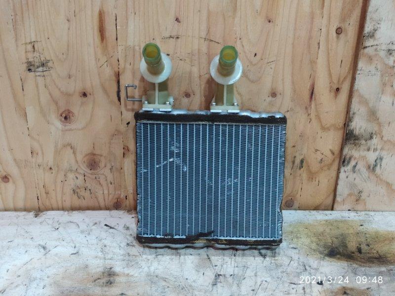Радиатор отопителя Nissan Bluebird HU14 SR20DE 1999