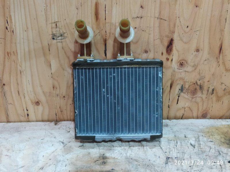 Радиатор отопителя Nissan Liberty RM12 QR20DE 2003