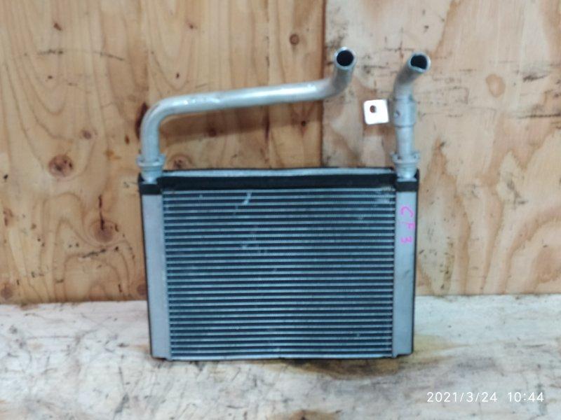 Радиатор отопителя Honda Torneo CF3 F18B 2000