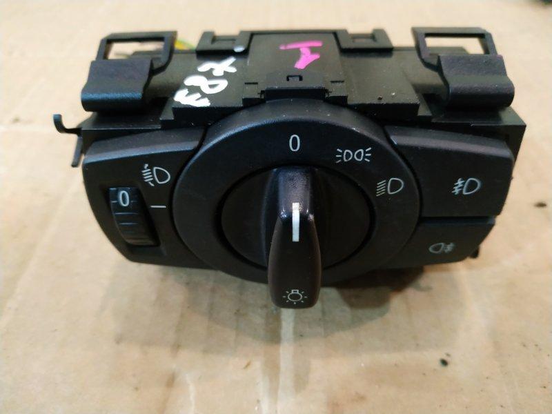 Переключатель фар Bmw 116I E87 N45 B16 2007