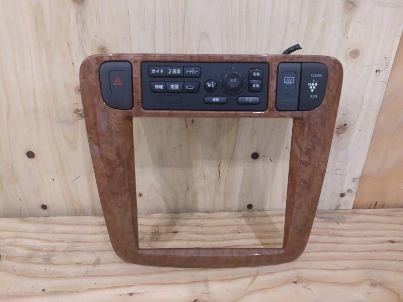 Рамка магнитофона Nissan Liberty RM12 QR20DE 2003