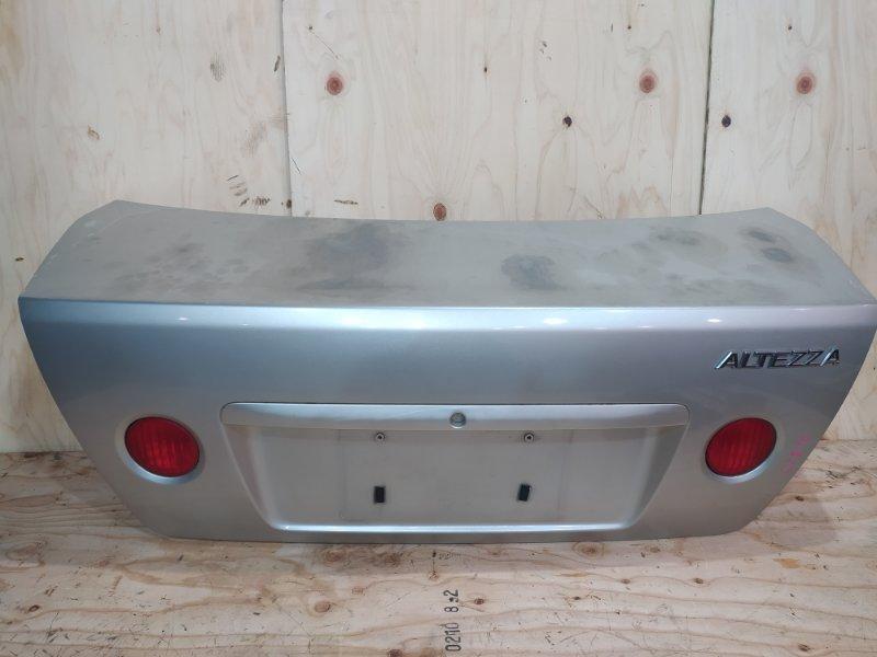 Крышка багажника Toyota Altezza GXE10 1G-FE 1999