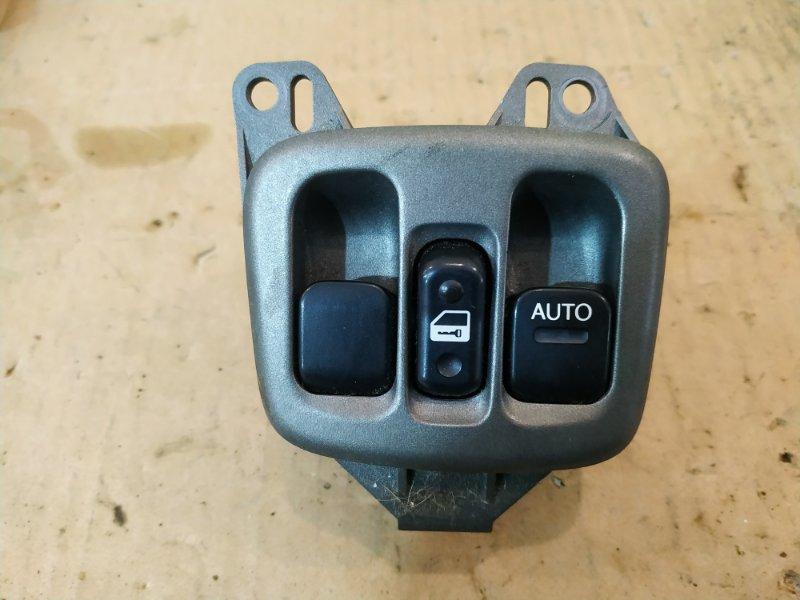 Блок управления стеклоподъемниками Toyota Celica ZZT230 1ZZ-FE 1999