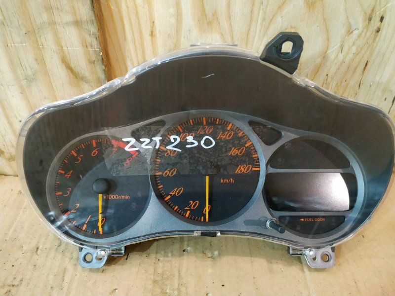 Комбинация приборов Toyota Celica ZZT230 1ZZ-FE 1999