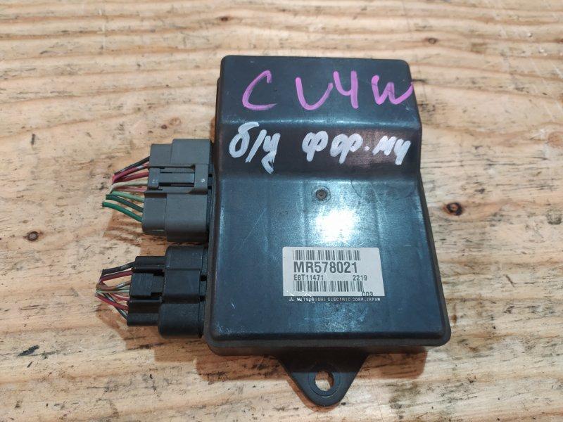 Блок управления впрыском топлива Mitsubishi Airtrek CU4W 4G64 2002