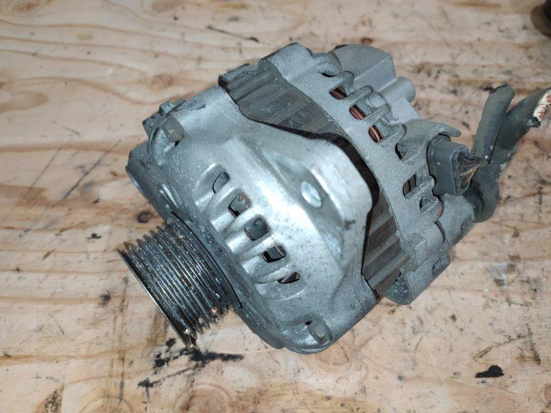 Генератор Mitsubishi Pajero V75W 6G74 2000