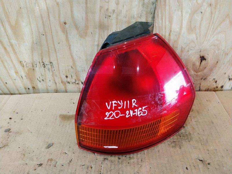 Фонарь стоп-сигнала Nissan Ad VFY11 QG15DE 2002 правый