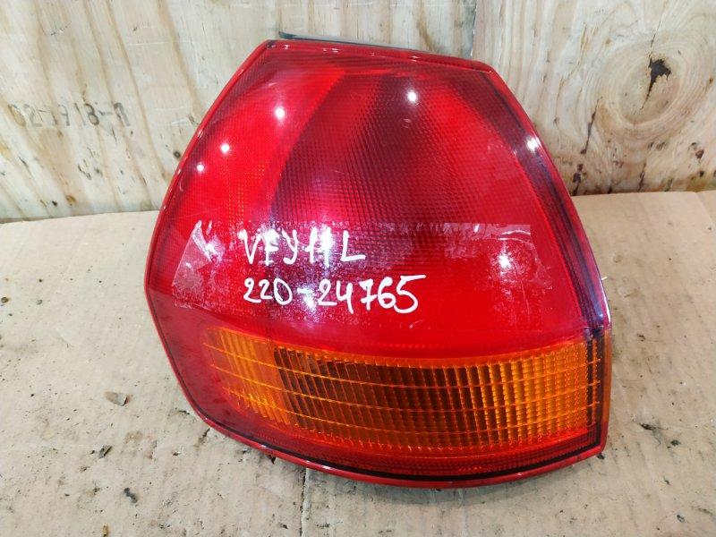 Фонарь стоп-сигнала Nissan Ad VFY11 QG15DE 2002 левый