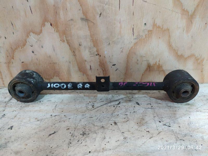 Рычаг подвески Toyota Cami J100E HC-EJ 1999 задний правый