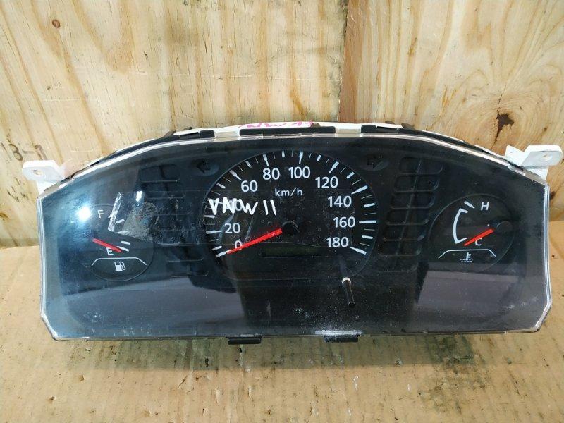 Комбинация приборов Nissan Expert VNW11 QG18DE 2002