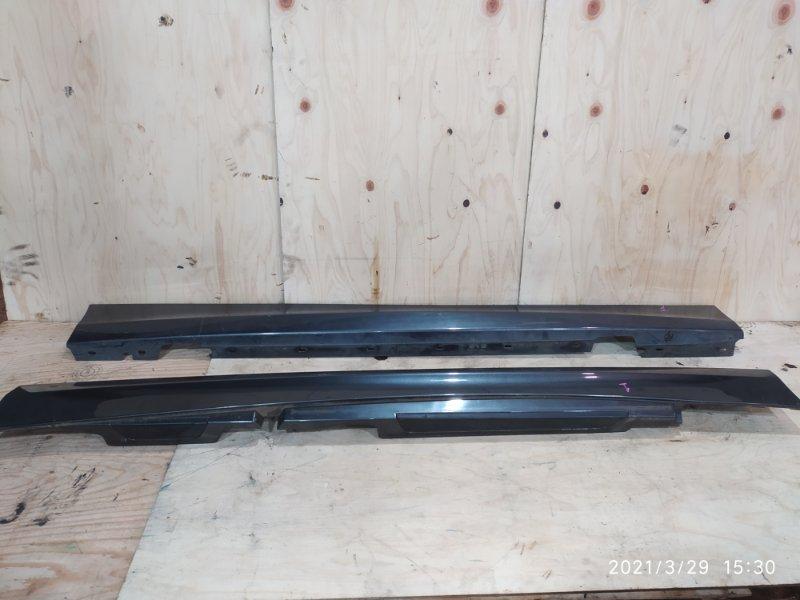 Порог Bmw 116I E87 N45 B16 2007