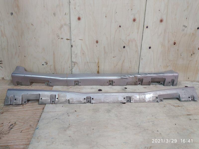 Порог Toyota Vitz SCP10 1SZ-FE 1999