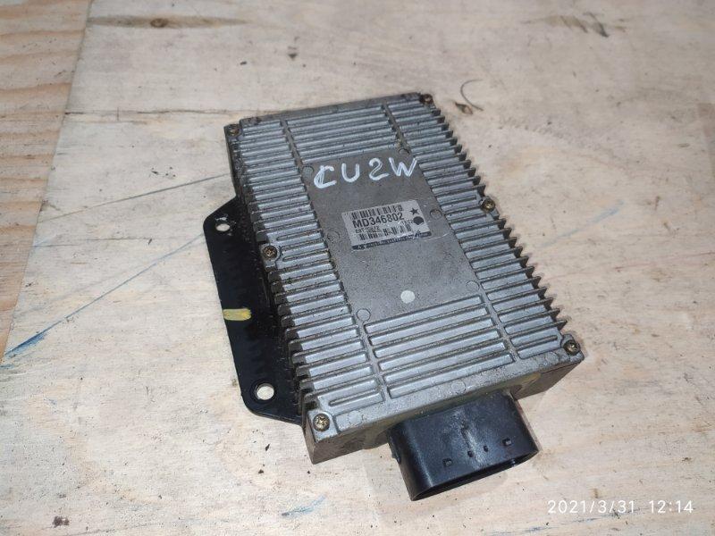 Блок управления впрыском топлива Mitsubishi Pajero V75W 6G74 2000