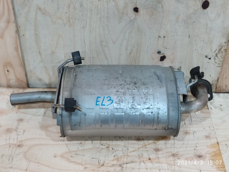 Глушитель Honda Orthia EL3 B20B 1997
