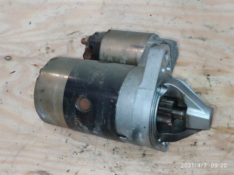 Стартер Nissan Bluebird Sylphy FG10 QG15DE 2004