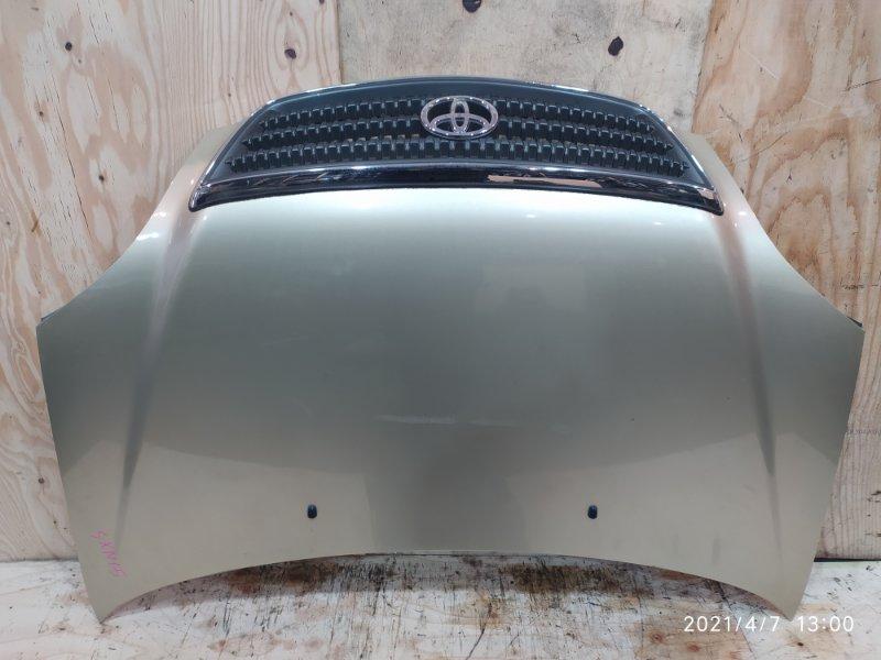 Капот Toyota Nadia SXN15 3S-FE 2001